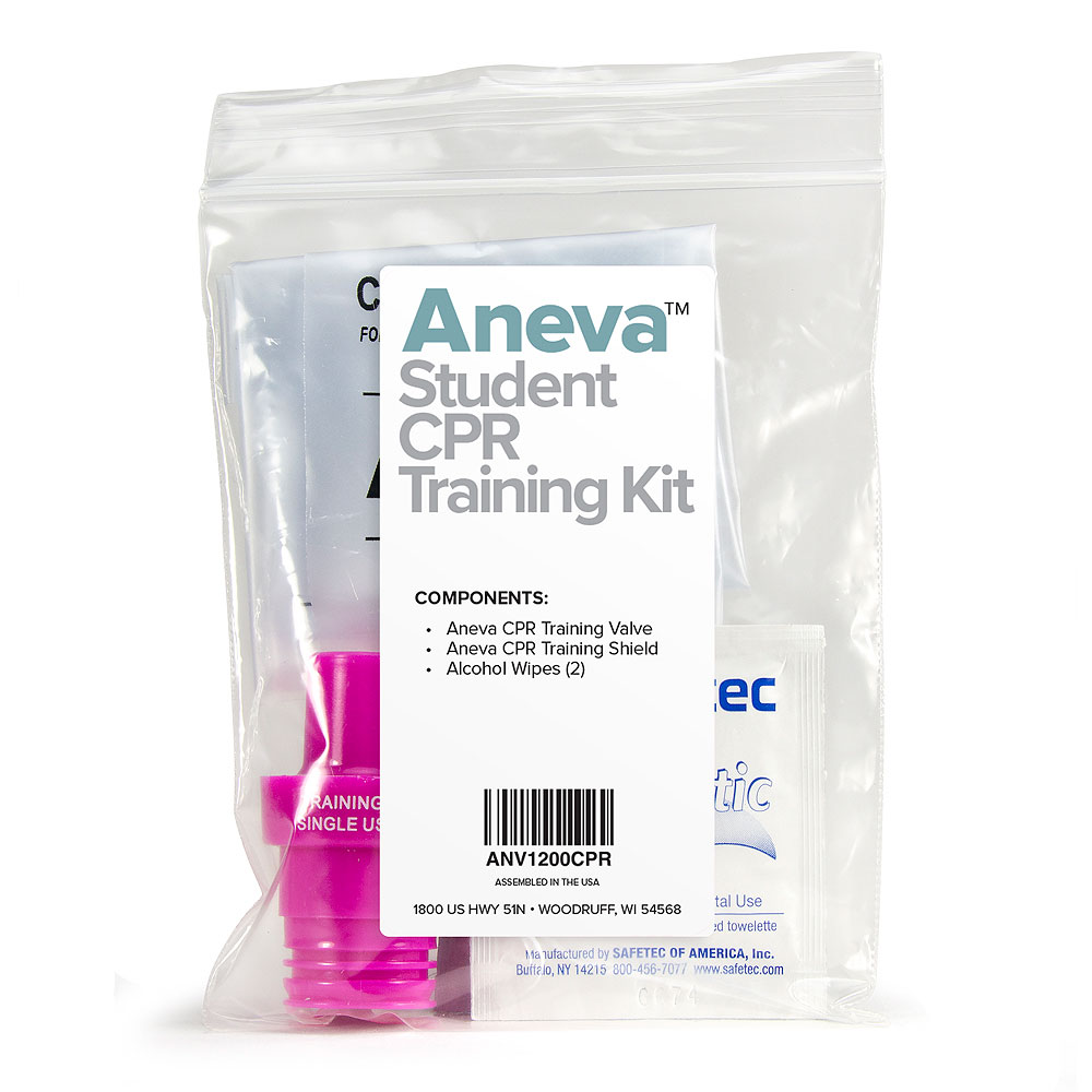 Aneva™ Student CPR Training Kit