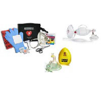 CPR Kits, Masks, BVMs