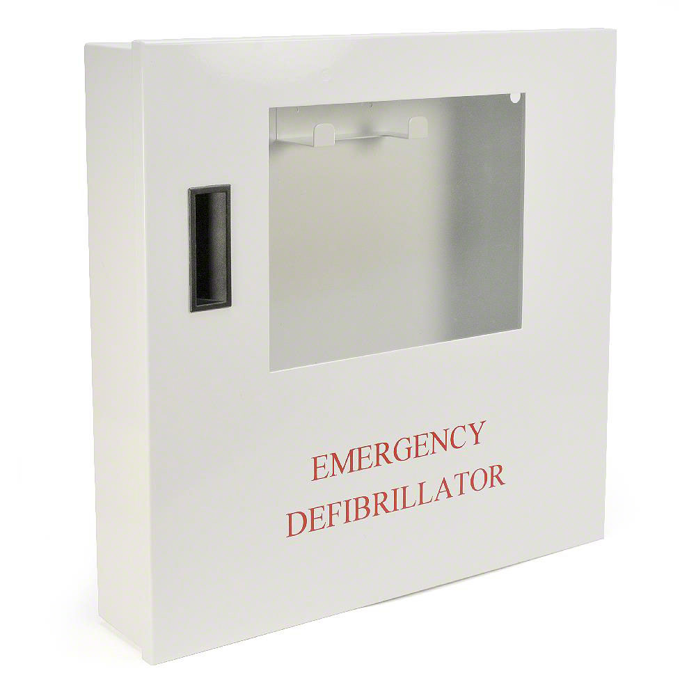 Defibtech Lifeline™ or Lifeline AUTO AED Wall Mount Cabinet