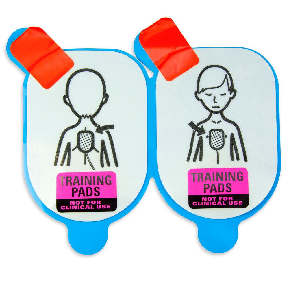 Defibtech Pediatric TRAINING Replacement Gels (5 sets)