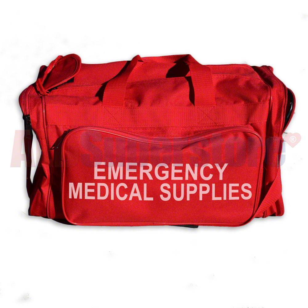 Allergy Emergency Kit™ Epinephrine/Inhaler Duffel Bag
