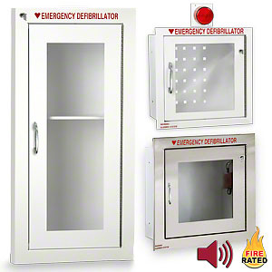 Fire-Rated AED Cabinets