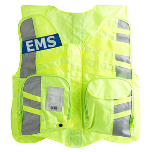 Removable Nameplate for the G3 StatVest Safety Vest by StatPacks