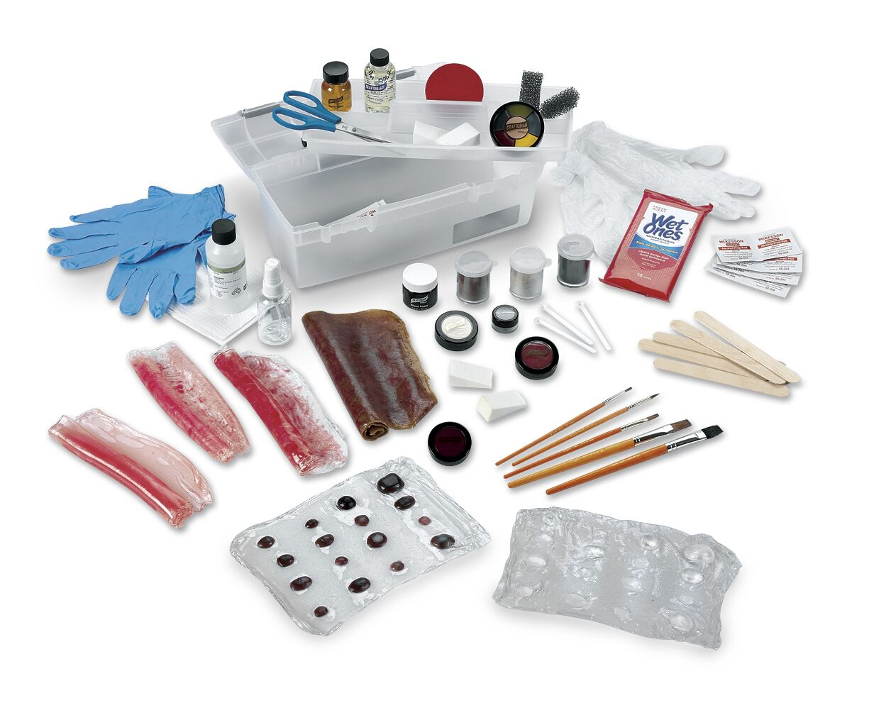 Life/form® Burn Simulation Kit