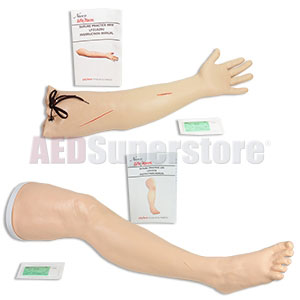 Life/form® Suture Arm & Leg Set
