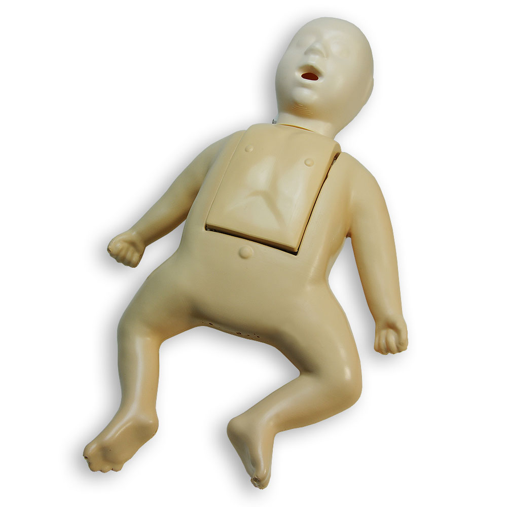 CPR Prompt® Infant Manikin TAN