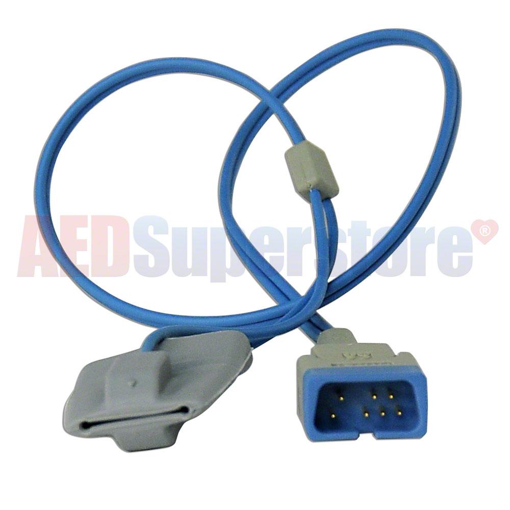 Sensor SpO2 Pediatric Reusable (Nellcor 9-pin D-sub connector) for Philips  HeartStart MRx/XL/XL+ Monitor/Defibrillators