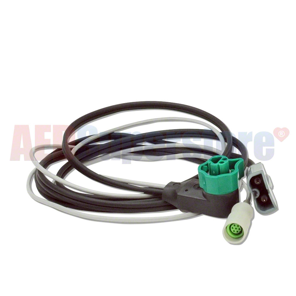 Cable Q-CPR Handsfree Plug Style Pads for Philips HeartStart MRx  Monitor/Defibrillators