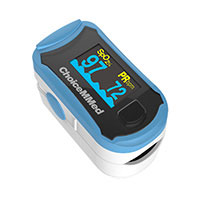 ChoiceMMed OLED Dual Color Display Finger Pulse Oximeter