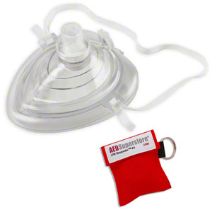 CPR Rescue Masks, Shields and Barriers