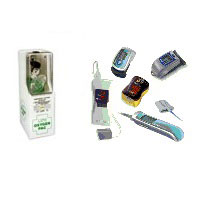 First Aid O2 & Pulse Oximeters