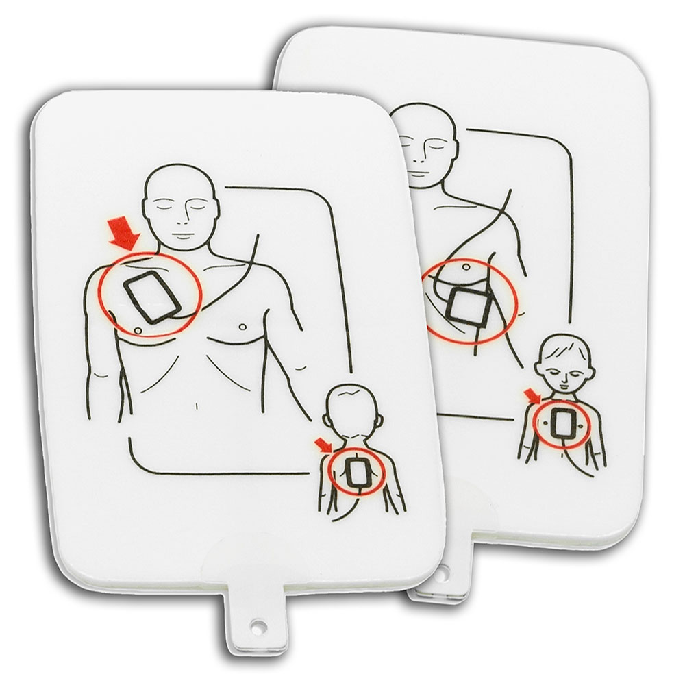 Adult/Child Training Pads for the Prestan<sup>®</sup> AED UltraTrainer<sup>®</sup>