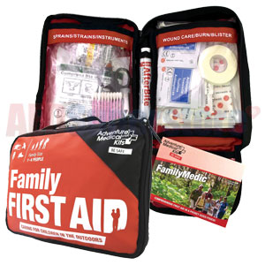 Adventure Series Family First Aid Medical Kit by Adventure Medical Kits