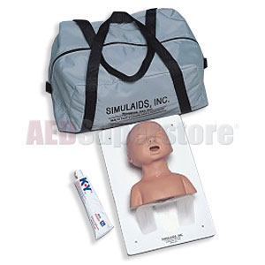 Simulaids Infant Intubation Trainer
