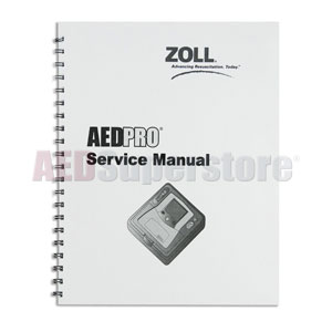zoll aed pro service manual aed superstore 9650 0309 01 rh aedsuperstore com zoll serie r service manual zoll e series service manual
