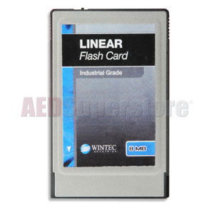 Welch Allyn® AED 20™ Linear Style Data Card 8MB