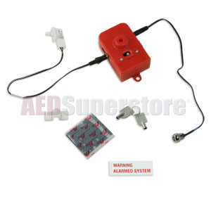 Alarm Component Kit for AED Cabinets (Metal-Style) - AED ...