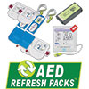 ZOLL AED Pro with CPR-D Padz AED Refresh Pack