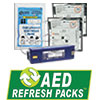 Cardiac Science FirstSave G3 AED Refresh Pack