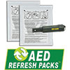 Welch Allyn AED 20 AED Refresh Pack