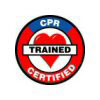 CPR Round Vinyl Decal - 4