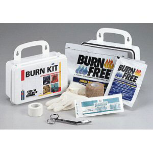FAO Burn Kit - 10 Unit Plastic Case w/Gasket
