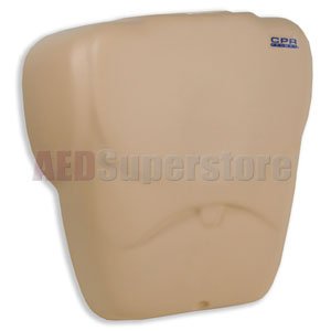 CPR Prompt® Adult/Child Manikin TAN Torso Only