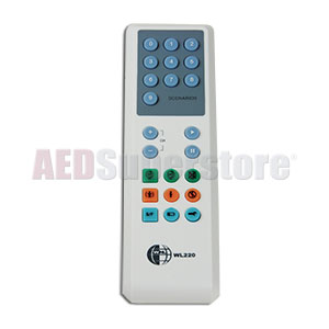 Remote Control for the AED Practi-TRAINER® by WNL Products