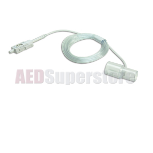 Airway Adapter Kit, Adult/Pediatric (package of 10) for ZOLL M Series & M Series CCT Defibrillators