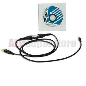 RS232 / Serial to USB Data Transfer Cable for ZOLL E & M Series Defibrillators