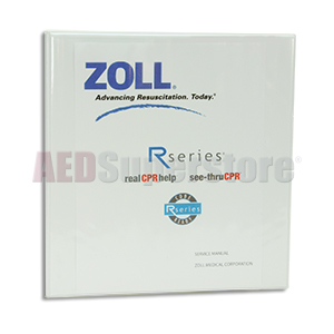 Service Manual for ZOLL R Series Defibrillators