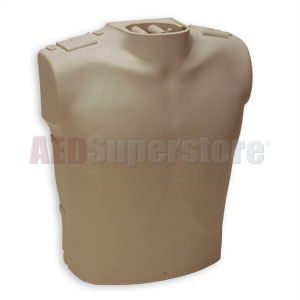 Torso Assembly without Monitor for the Prestan Professional Child Dark Skin Manikin