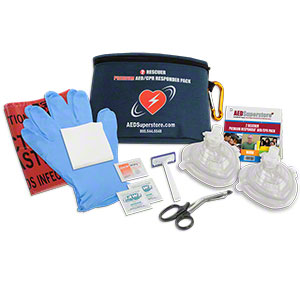 AED & CPR Rescue Kits