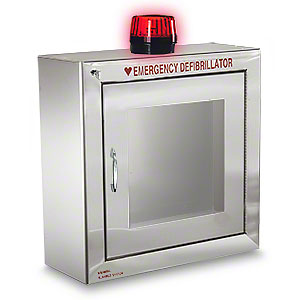 Stainless Steel AED Cabinets