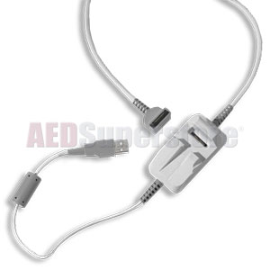 BCI SpectrO2 USB Interface Cable - AED Superstore - WW1089