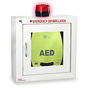 ZOLL AED Cabinets