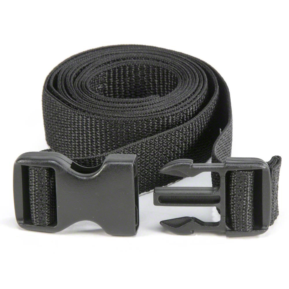 Black Strap for Vehicle/Wall Mount Bracket