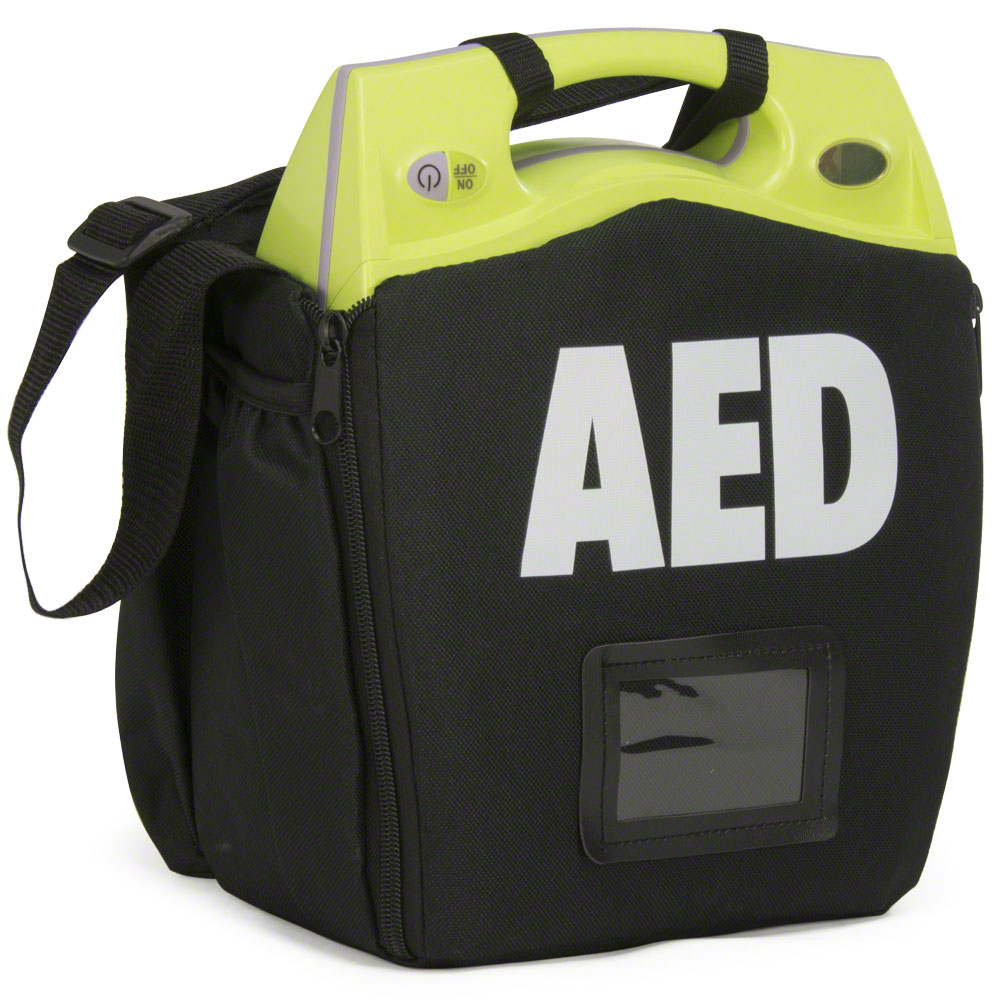 RespondER® Premium Soft Carry Case for the ZOLL AED Plus