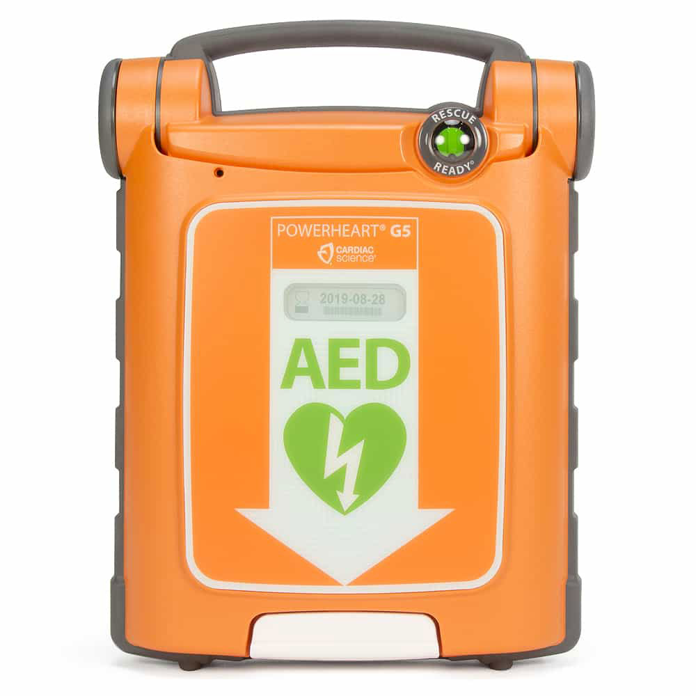 Cardiac Science Powerheart G5 Fully-Automatic AED