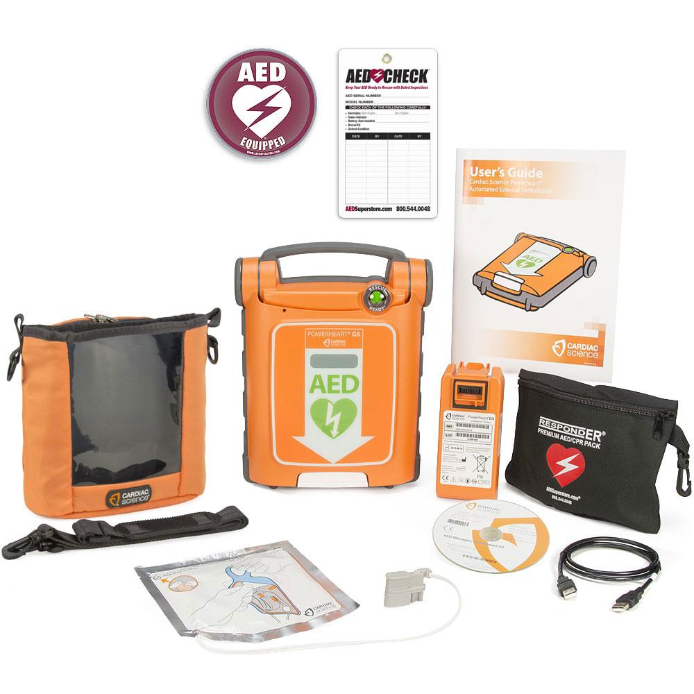 Cardiac Science Powerheart® AED G5