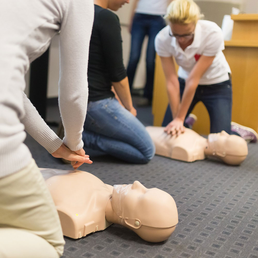 American Heart Association Heartsaver CPR/AED Training by AED Superstore