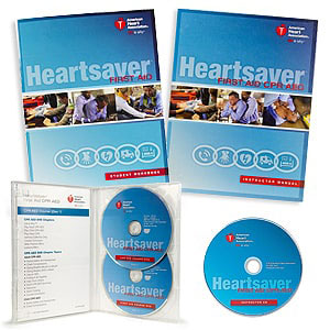 Heartsaver<sup>®</sup> Course Materials