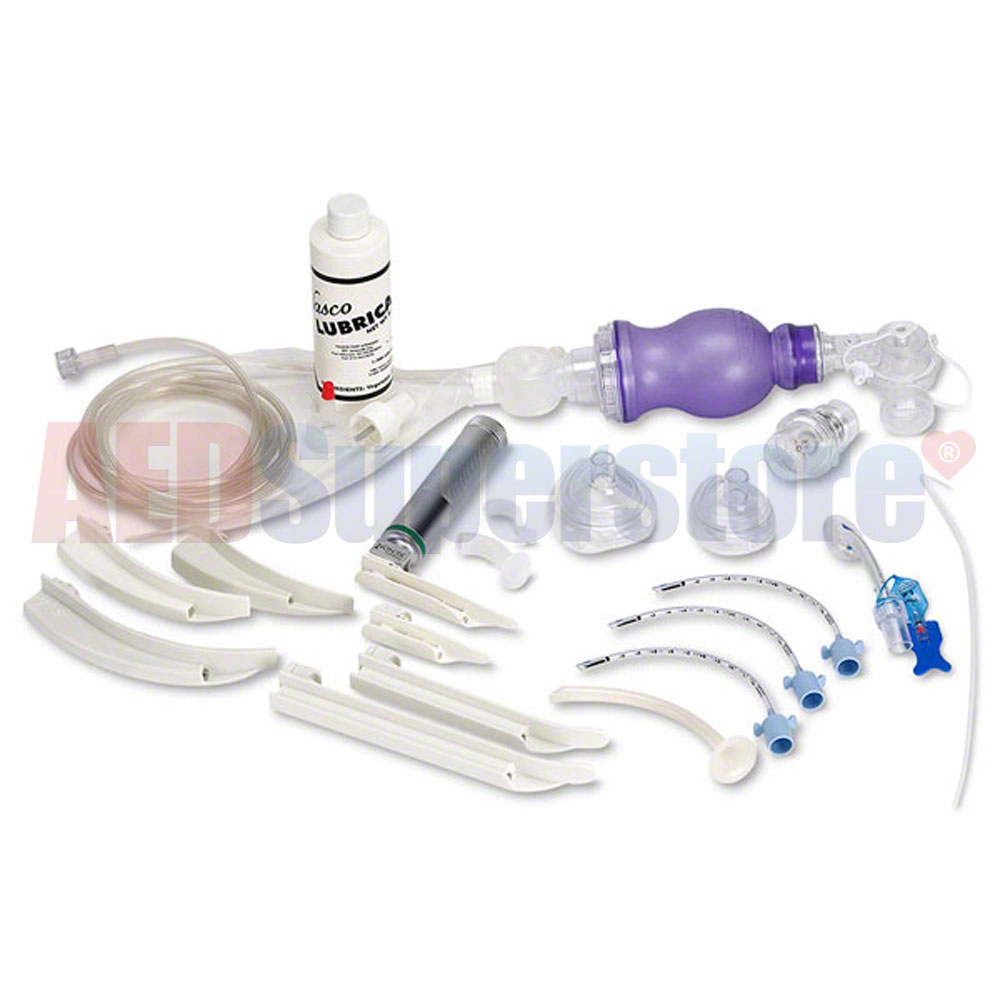 Simulaids Complete Infant Airway Management Trainer Kit