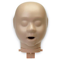 CPR Prompt® Extra Infant Manikin Head for TAN