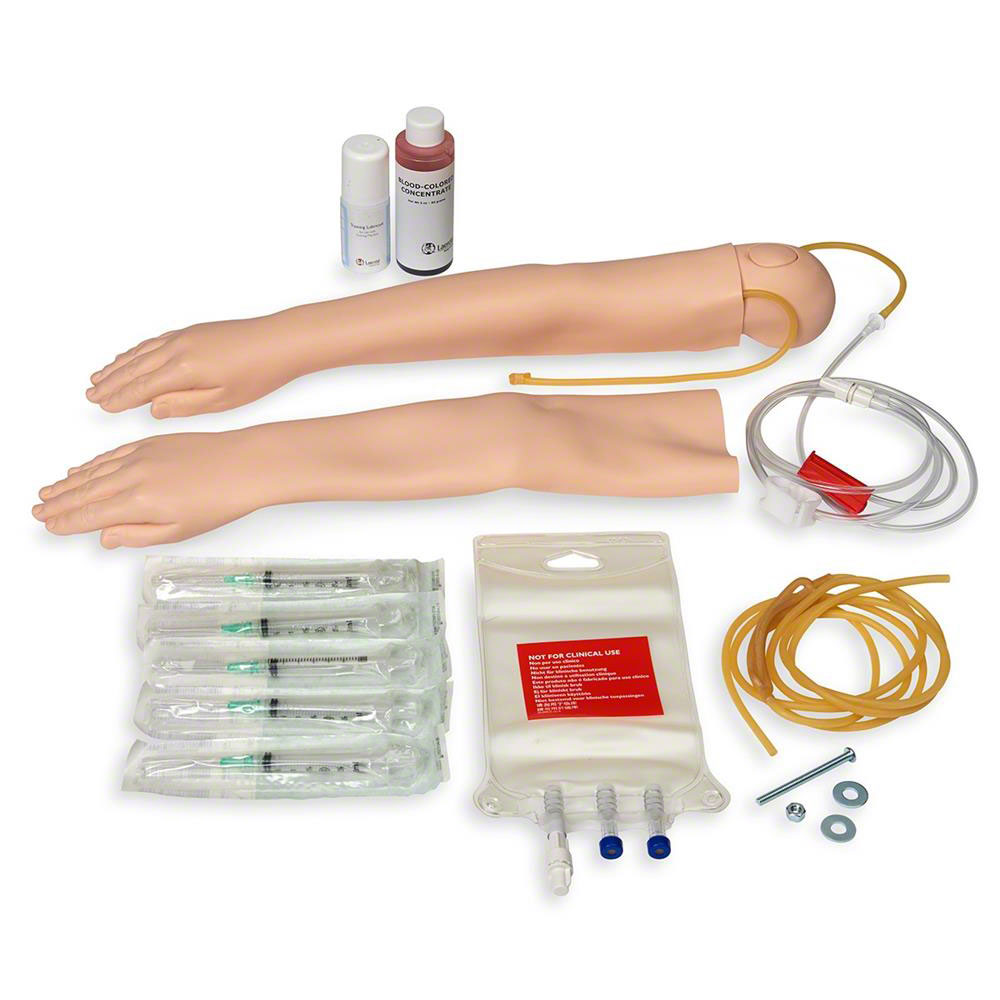 Pediatric Multi-Venous IV Training Arm Kit by Nasco - AED Superstore ...