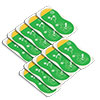 Q-CPR Pads for Compression Sensor 10pk for Philips HeartStart MRx Monitor/Defibrillators