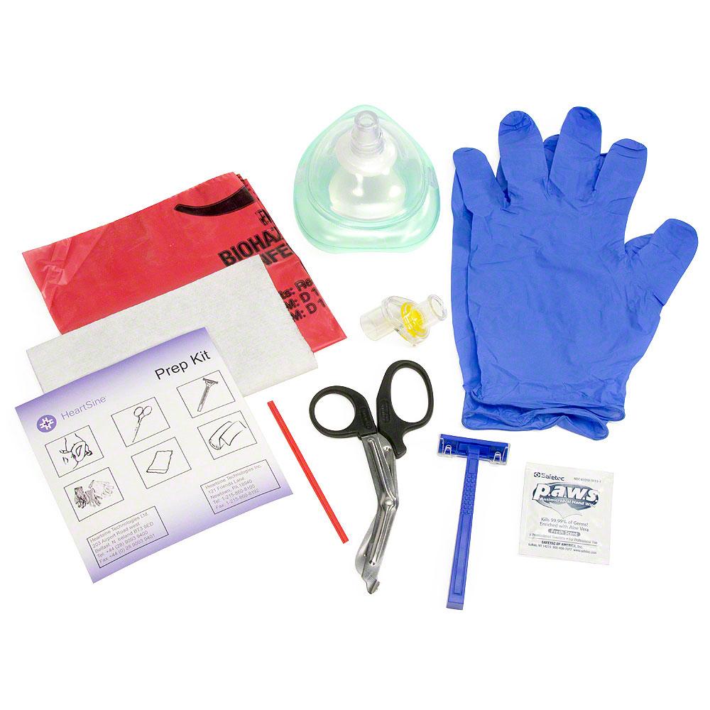 Heartsine Rescue Prep Kit Aed Superstore Pad Acc 17