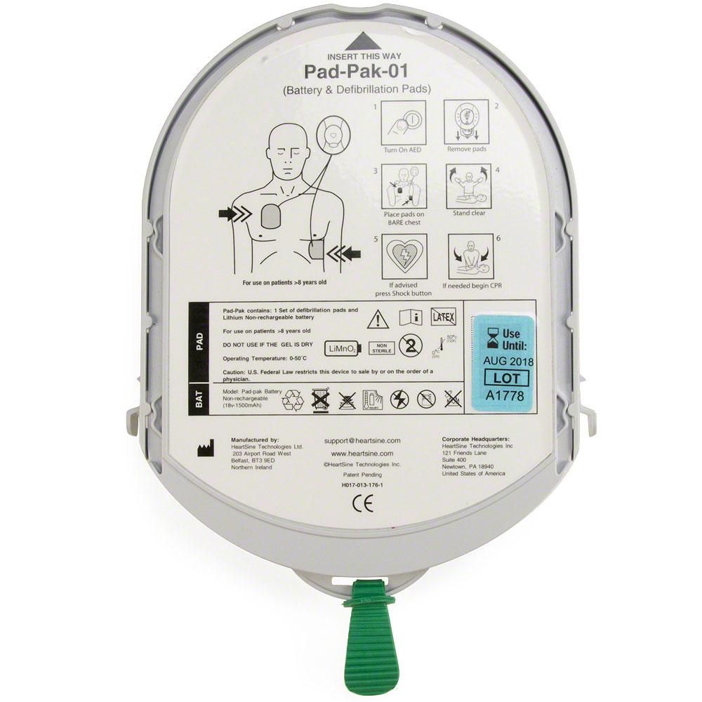 HeartSine® samaritan® Pad-™ For Spare
