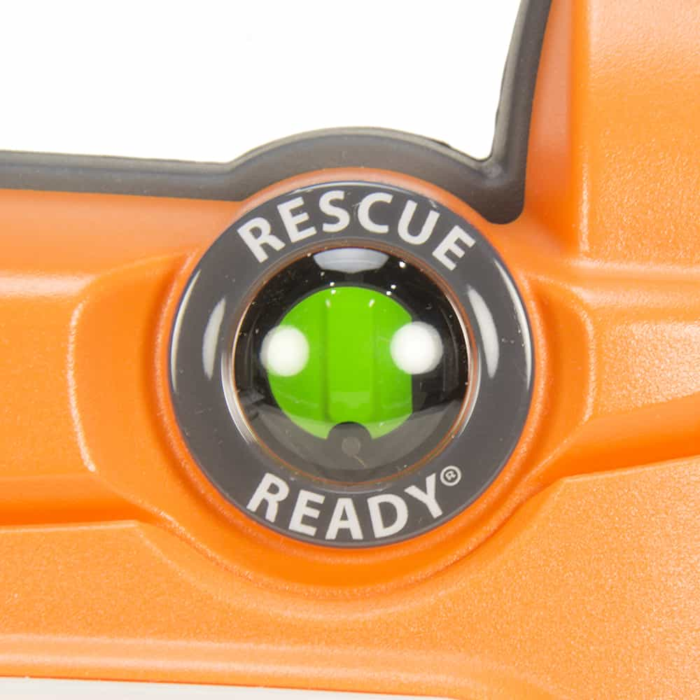 Cardiac Science Powerheart G5 AED Rescue Ready Indicator