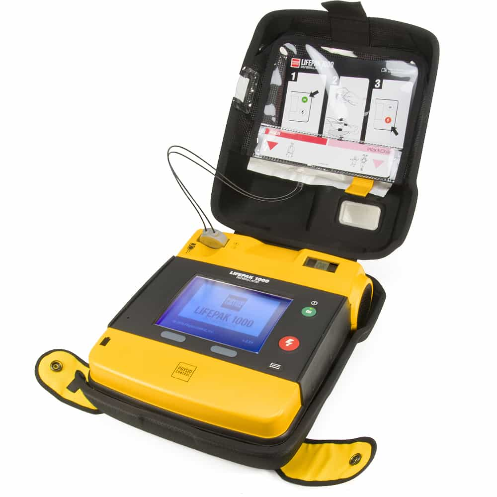Physio Control Lifepak 174 1000 Aed Superstore 99425 000023